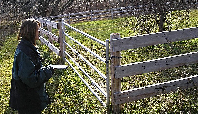 How much is charged for a fence estimate?