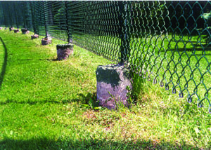Why is my fence heaving out of the ground? - Qual Line Fence