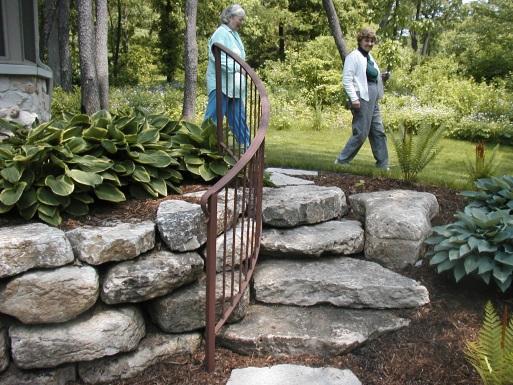 Do Handrails Save Lives?