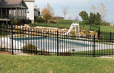 Metal Fencing - Qual Line Fence