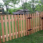 Square Gothic picket